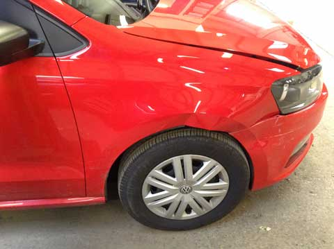 Insurance Accident Repair